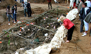 Bosnian Mass graves